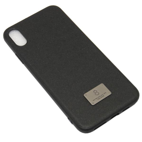 Чехол A-case 8 для iPhone X Black