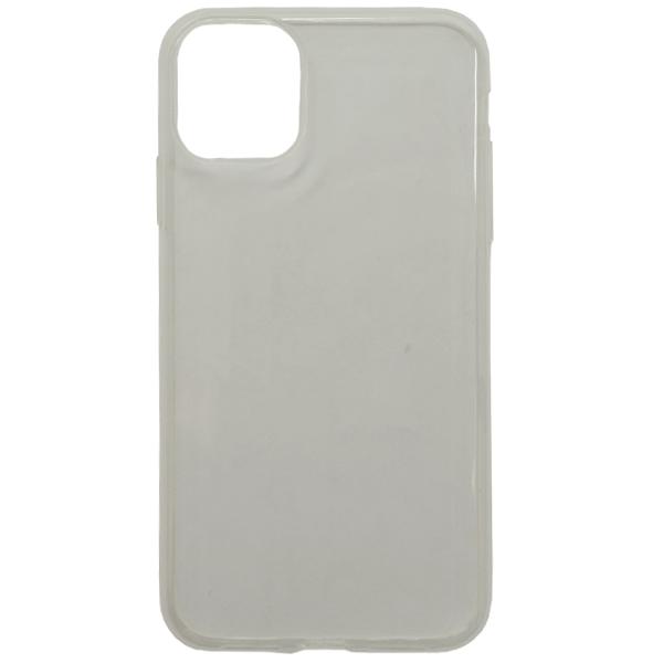 Чехол TOTO Soft Touch для iPhone 11 Transperent