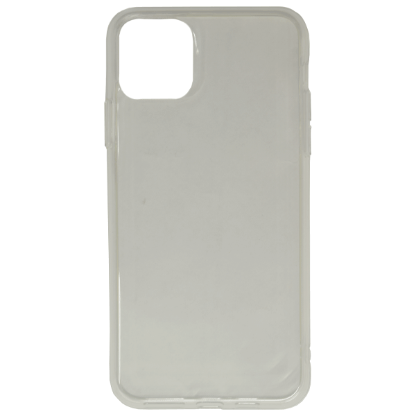 Чехол TOTO Soft Touch для iPhone 11 Pro Max Transperent