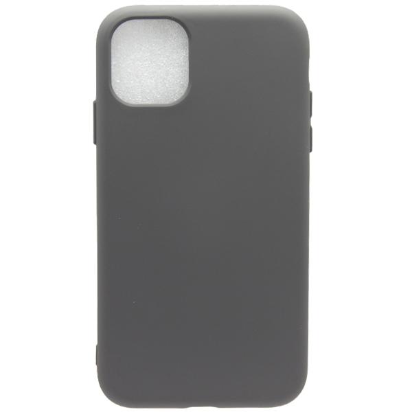Чехол TOTO Soft Touch для iPhone11 Crey