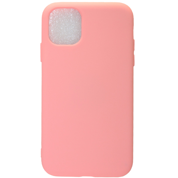 Чехол TOTO Soft Touch для iPhone11 Pink