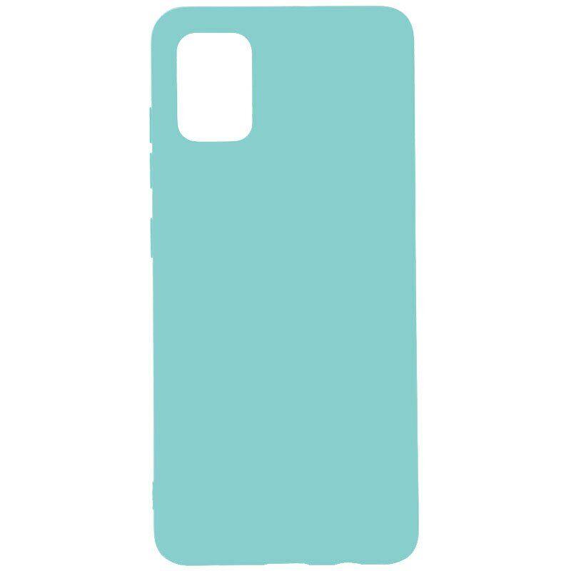 Чехол для Samsung A51 Green