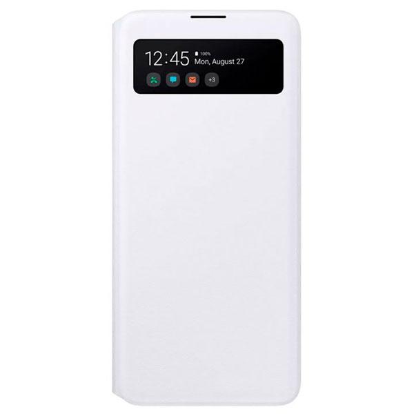 Чехол Samsung S View Wallet Cover A51 EF-EA515PWEGRU