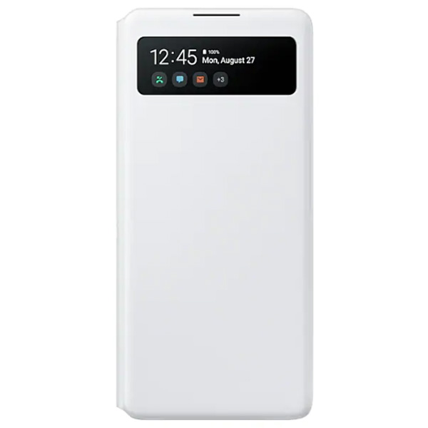 Чехол для смартфона Samsung S View Wallet Cover S10 Lite EF-EG770PWEGRU