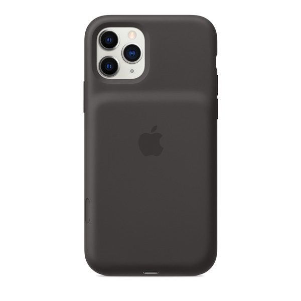 Чехол - зарядка для смартфона Apple iPhone 11 Pro Smart Battery Case Black - MWVL2ZM/A