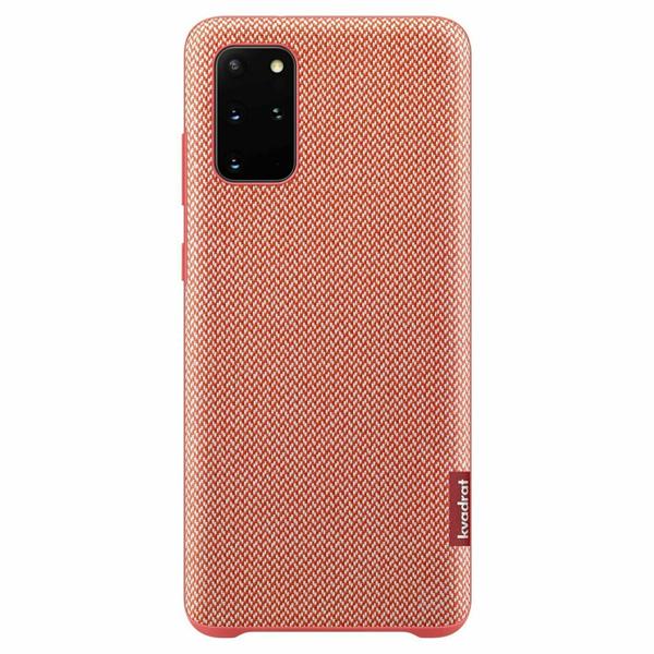 Чехол для смартфона Samsung EF-XG985FREGRU (S20+) Kvadrat Cover Красный