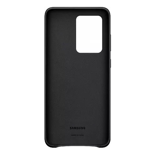 Чехол Samsung Leather Cover S20 Ultra EF-VG988LBEGRU