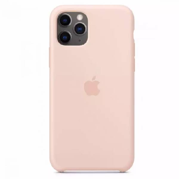 Чехол для смартфона Apple iPhone 11 Pro Silicone Case Pink Sand (MWYM2)