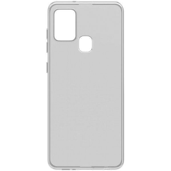 Чехол TOTO для Samsung A21s Прозрачный