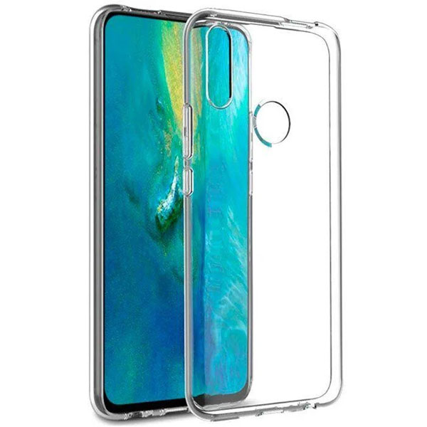 Чехол DUB для Huawei Y6P 2020 Прозрачный