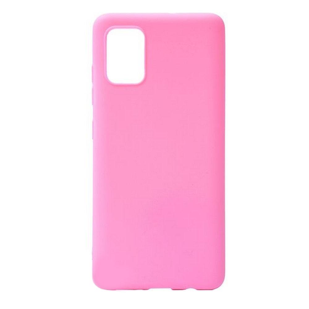 Чехол TOTO для Samsung Galaxy A31 Pink