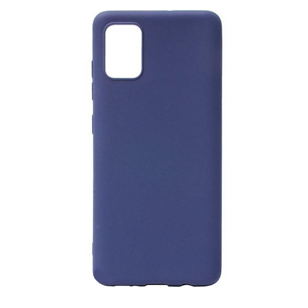 Чехол TOTO для Samsung Galaxy A31 Blue
