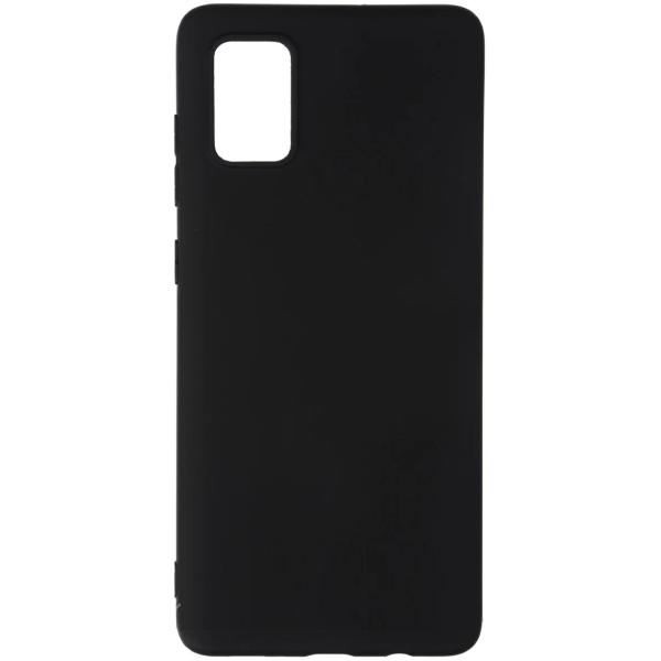 Чехол TOTO для Samsung Galaxy A71 Black