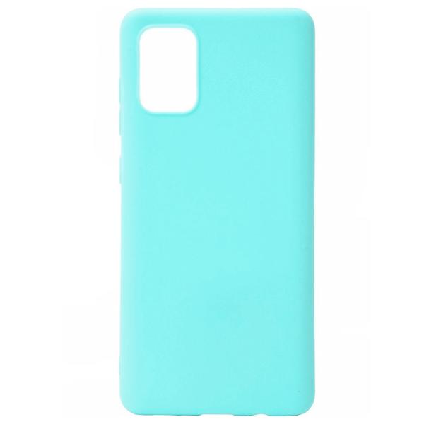 Чехол TOTO для Samsung Galaxy A71 Green