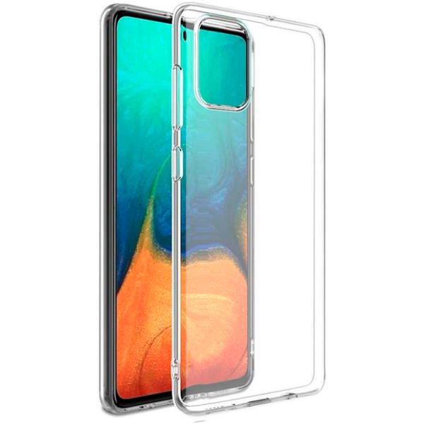 Чехол TOTO для Samsung Galaxy A71 Прозрачный