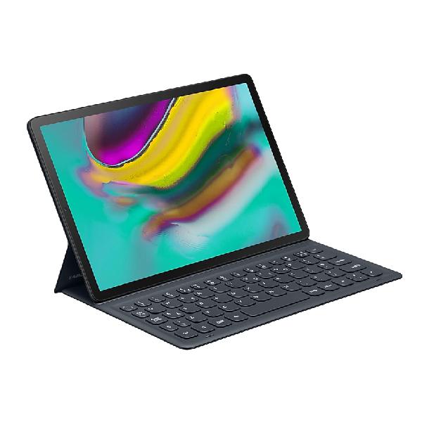 Чехол со встроенной клавиатурой для планшета Samsung Galaxy Tab S5e (EJ-FT720BBRGRU)