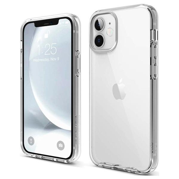 Чехол TOTO для iPhone 12 Mini Прозрачный