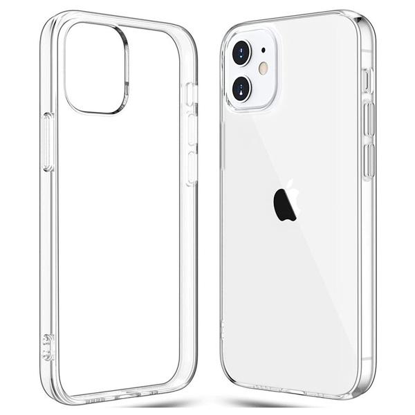 Чехол TOTO для iPhone 12 Pro Прозрачный