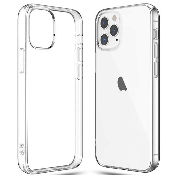 Чехол TOTO для iPhone 12 Pro Max Прозрачный