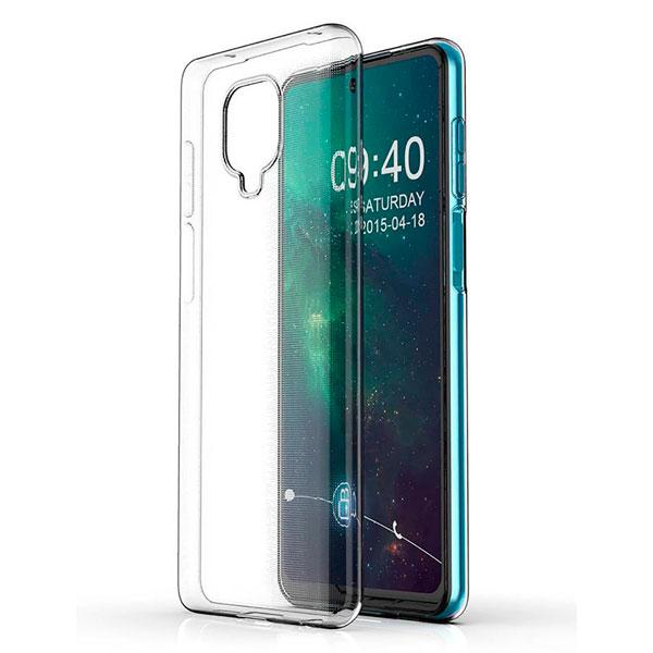 Чехол TOTO для Xiaomi Redmi Note 9 Pro Прозрачный