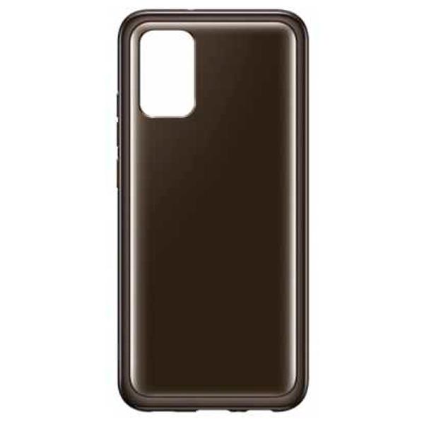 Чехол для смартфона Samsung Galaxy A02s Soft Clear Cover (EF-QA025TBEGRU)