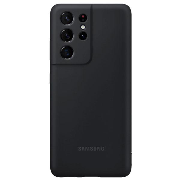 Чехол для смартфона Samsung Silicone Cover S21 Ultra (EF-PG998TBEGRU)