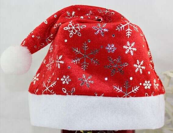 Новогодняя шапка SST- CH011