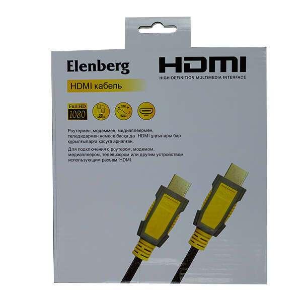 Кабель HDMI Elenberg SST-XC1721 10м