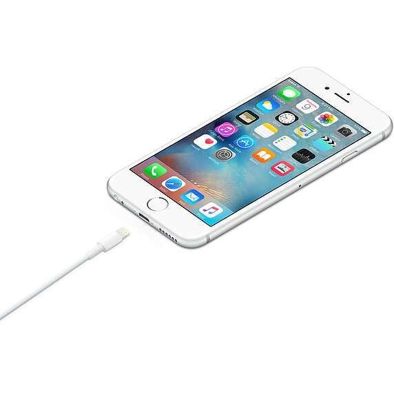 Кабель Apple Lightning/USB MQUE2 (1м)