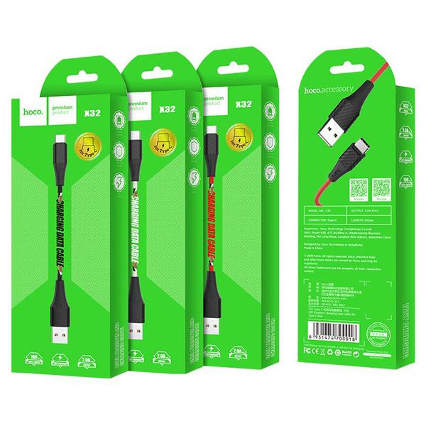 USB кабель Hoco на Type-C X32 Excellent charging