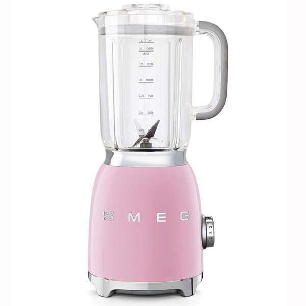 Cтационарный блендер Smeg BLF01PKEU (Розовый)