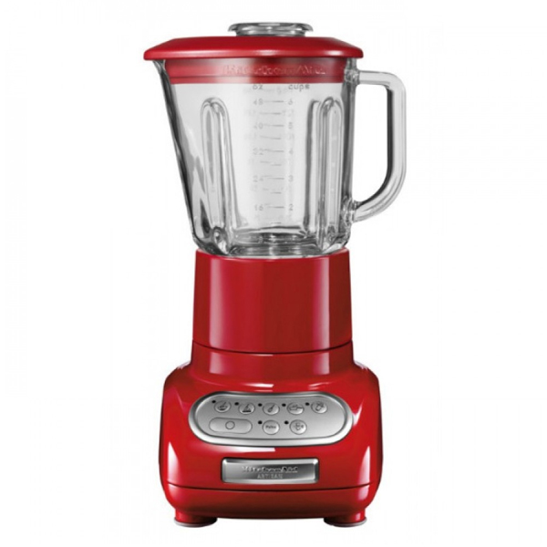 Стационарный блендер KitchenAid Artisan 5KSB5553EER 1,5л, красный
