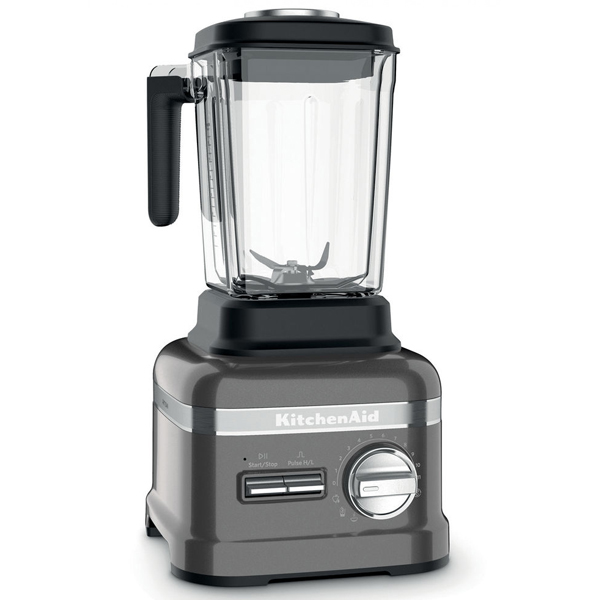 Блендер KitchenAid Artisan Power Plus 5KSB8270EMS, серебряный медальон