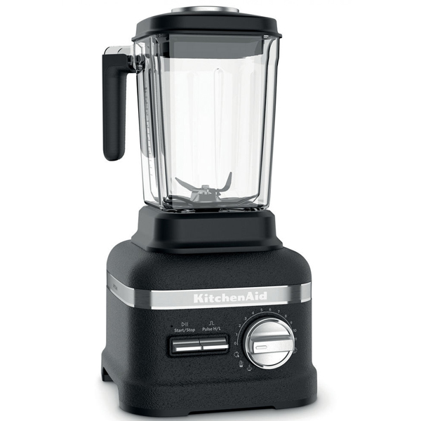 Блендер KitchenAid Artisan Power Plus 5KSB8270EBK, черный чугун