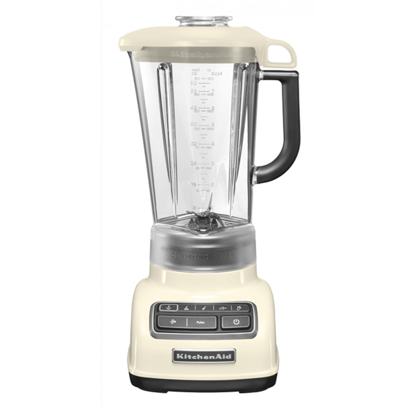 Блендер KitchenAid Diamond 5KSB1585EAC, кремовый