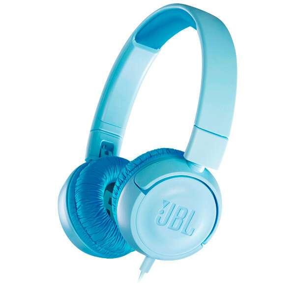 Наушники накладные JBL JR300 (Blue)