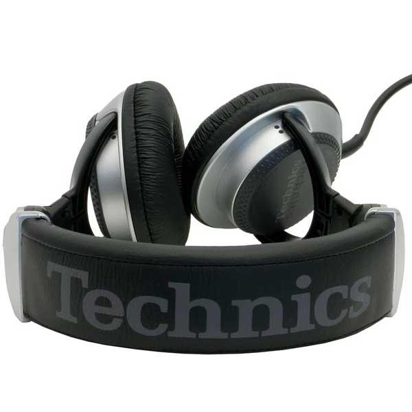Наушники накладные Panasonic RP-DJ1210E-S Black Grey
