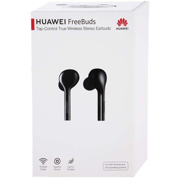 Наушники Huawei FreeBuds Black