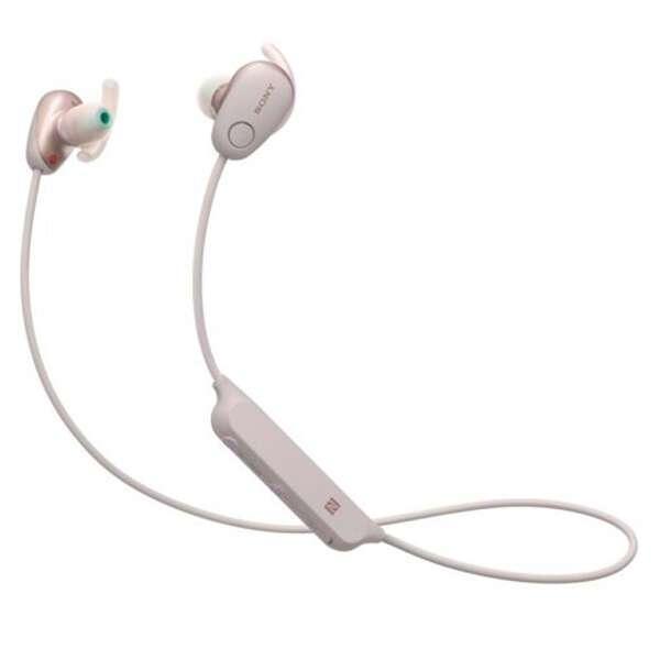Наушники Sony WISP600NP (Розовый)