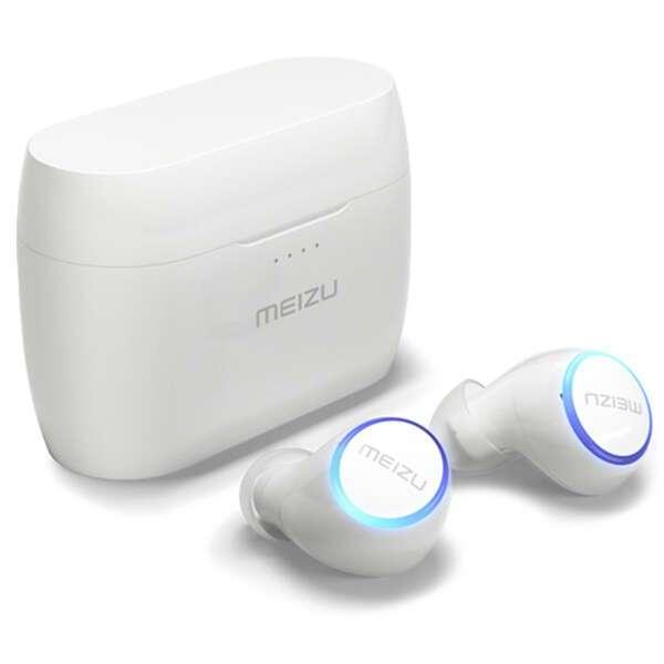 Наушники гарнитура Meizu POP White