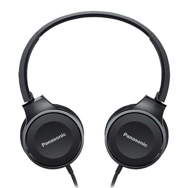 Наушники накладные Panasonic RP-HF100MGCK Black