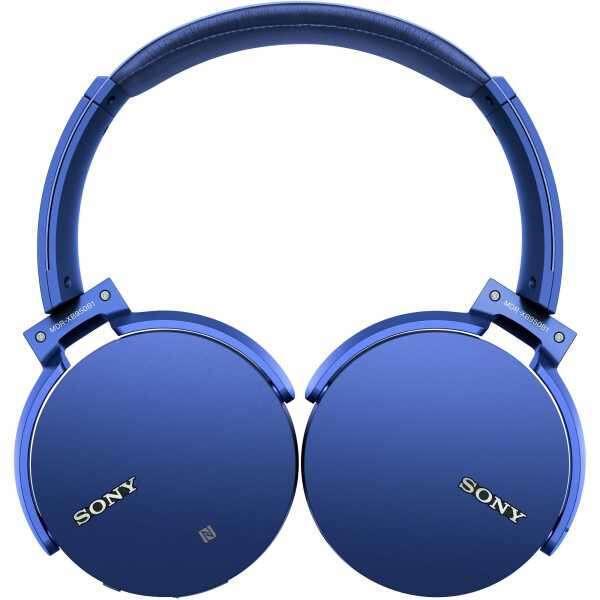 Накладные наушники Sony MDRXB950B1L.E (Blue)