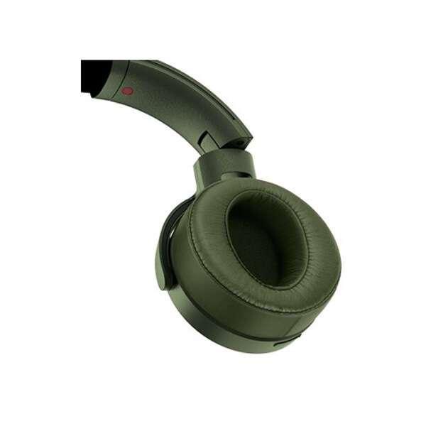 Накладные наушники Sony MDRXB950N1G.E (Green)