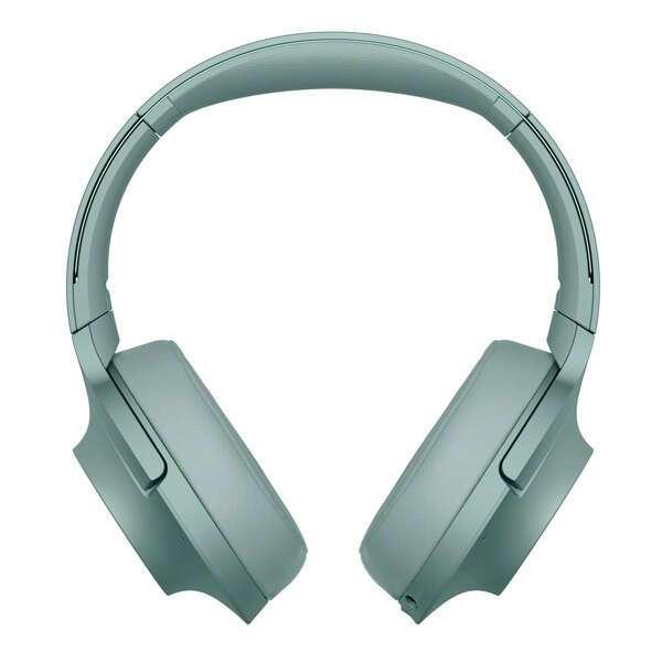 Полноразмерные наушники Sony WHH900NG.E Green