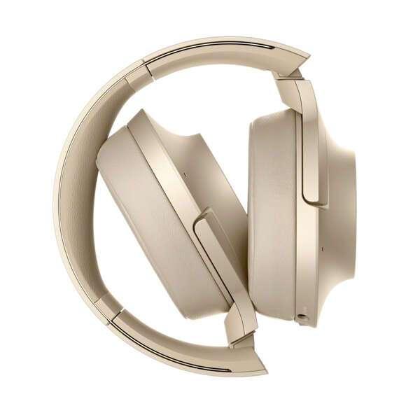 Полноразмерные наушники Sony WHH900NN.E (Gold)