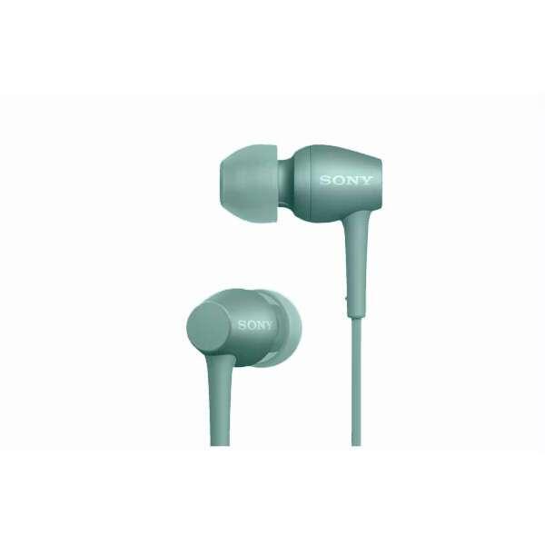 Наушники-вкладыши Sony IERH500AG.E (Green)