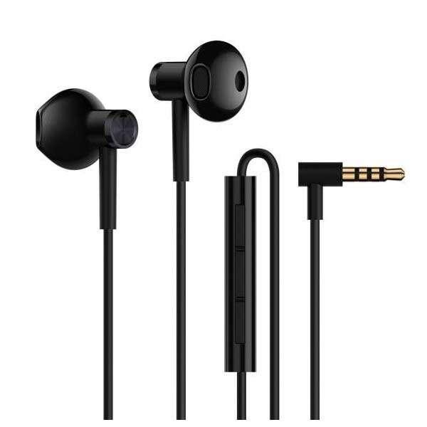 Проводная стереогарнитура Xiaomi Mi Dual Driver Earphones Black