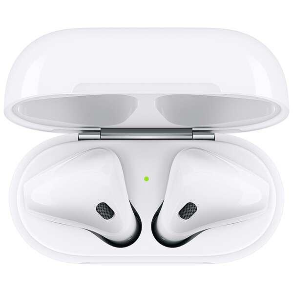 Наушники-гарнитура Apple Airpods MV7N2RU/A (White)