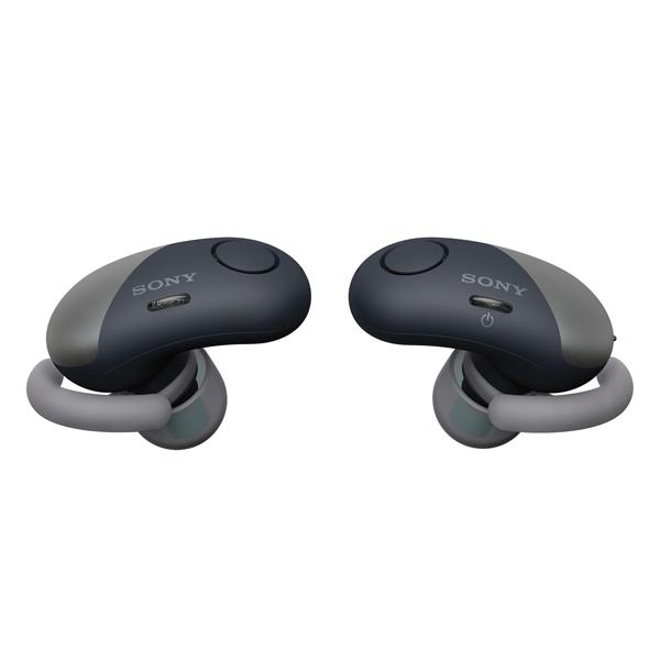 Беспроводные наушники-вкладыши Sony WFSP700NB.E Black