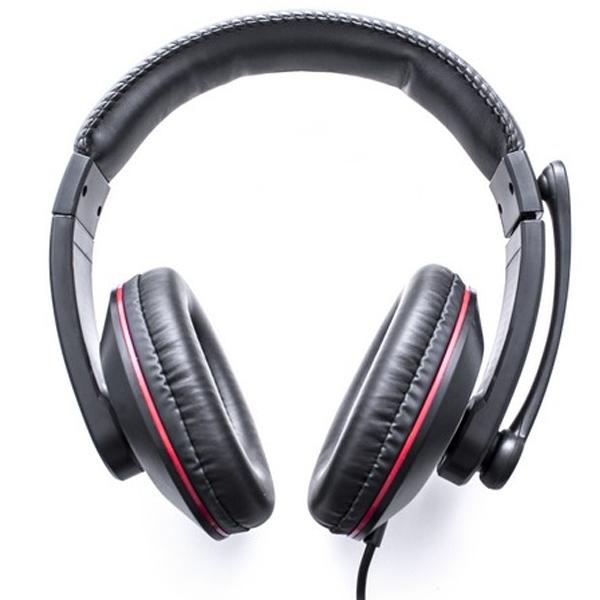 Игровая гарнитура Delux DLH-868 (Black)